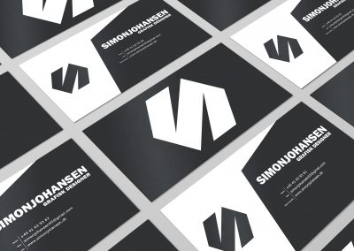 Personligt Logo – Visitkort